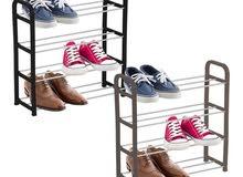 Elegant shoe rack