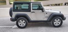 jeep wrangler sport gcc 2011