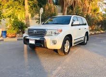 Toyota Land Cruiser GXR V8 2012