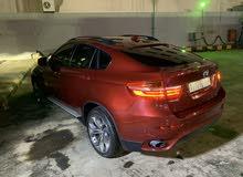 للبيع BMW X6 مخزن نظيف جدا سعودي