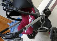quinny stroller with infant seat