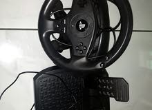 ps4/ps3/pc thrustmaster t80 steering wheel