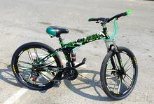 26 inch foldable LAND ROVER bicycle