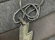 قلادة ايسي icey necklace for men