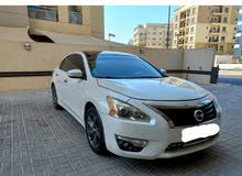 GCC 2015 Nissan Altima Full And Top Option