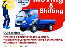 doha Carpenter -  shifting moving - transportation