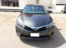 Installments Corolla 2015 Gray _ 500 kd off
