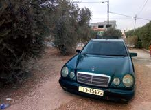 1996 Used E 200 with Manual transmission is available for sale
