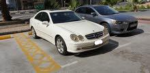 clean white 2005 CLK320 for sale
