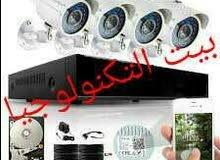 كاميرات مراقبة ويرلس