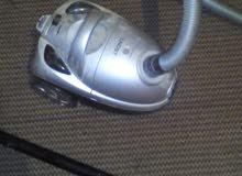مكنسة كهربائية استعمال نظيف