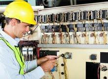 متوفر لدي كهربائي مباني لديه خبرة في السعودية