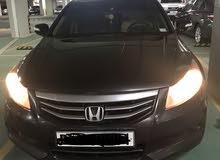 GCC Honda Accord 2012