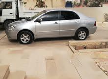 Toyota Corolla 2004 For sale - Silver color