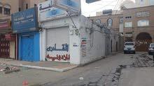 بيت مع 3 دكاكين على الشارع العام و3 في المدخل 7 لبن في شارع تعز في الجوله أمام ش