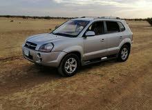 Hyundai Tucson 2010 بحالة ممتازة /مطلوب مقايضه بي موديل 2013