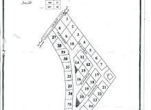 قطعة ارض في تيكا 507 متر طريق الفرجان