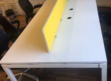 اثاث مكتبي شبه جديد