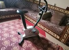 Exercising bicycle like new for sale