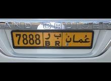 رقم سياره رباعي بسعر مغري فرصه