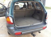 For sale 2002 Green Santa Fe