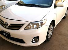 Corolla 2013 excellent condition very neat and