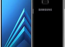 مطلوب هاتف سامسونج a6 بالشيك جديد او مستعمل استعمال بسيط
