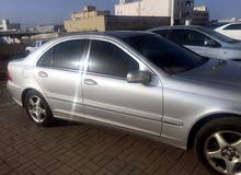 Silver Mercedes Benz C 240 2000 for sale