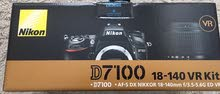 NIKON D7100 - in brand new condition - Reduced Price