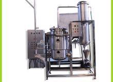 مطلوب فنى ومشغل ماكينات تصنيع وتكرير وتقطير ذيوت الطعام