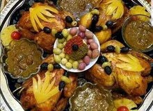 شيف طبخ مغربي و غربي