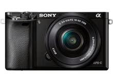 sony a6000 use 1 month and good condition but without lens