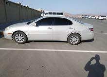 Grey Lexus ES 2002 for sale