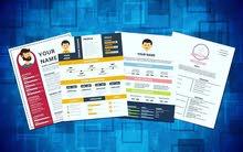 اجعل شكل ال CV الخاصة بك سبب اخيارك لمقابلات العمل