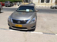 Nissan Altima 2014 For sale - Brown color