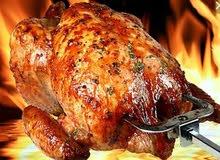 معلم شواية ودجاج على الفحم مع افضل خلطة البهارات التي تعطي جودة الطعم