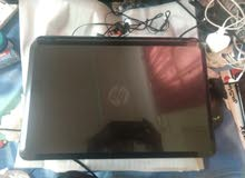 Hp intel core i5 black with charger