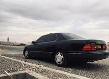 لكزس ال اس 400 1998