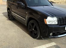 jeep grand cheeroke  SRT8
