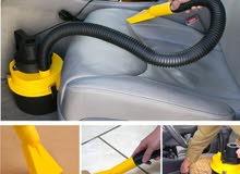 مكينة تنظيف السيارة من داخل