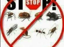 شركة رنين لمكافحة الحشرات والنظافه العامه 0546786501