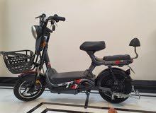 متوفر لدينا دراجات بالبطاريه