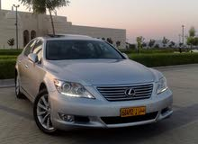 Gasoline Fuel/Power   Lexus LS 2010