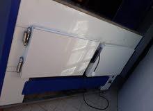frigider contoire nthif 3la le5er