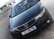 Black Kia Forte 2010 for sale
