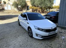 For sale 2013 White Optima