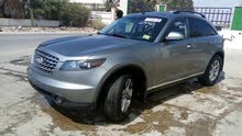 Infiniti FX37 made in 2008 for sale