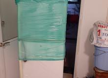 ثلاجة نظيفة سامسونج+غسالة سامسونج+مطبخة cooking+علبةغازcilider gaz