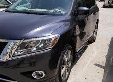 Nissan Pathfinder 2014 4WD Platinium