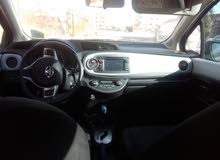 Toyota Yaris 2014 For sale - Black color